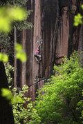 Rock Climbing Photo: Aesthetic