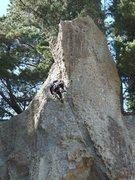 Rock Climbing Photo: High on Terror Incognito