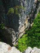 Rock Climbing Photo: The Turret