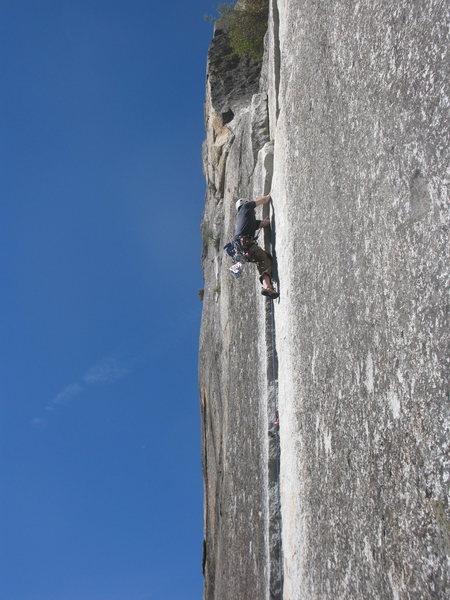 Rock Climbing Photo: Reeds Pinnacle