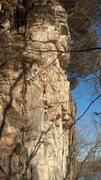 Rock Climbing Photo: Taz 01/2014