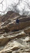 Rock Climbing Photo: talkinghead wall