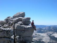 Rock Climbing Photo: Tenaya ...