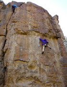 Rock Climbing Photo: rope da dope at smith rock