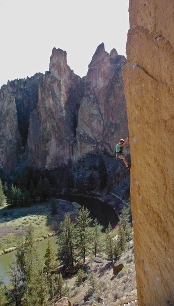 Another pic from smith rock, OR