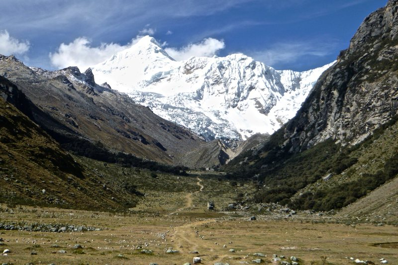 Quebrada Ishinca