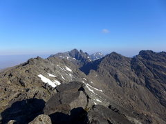 Rock Climbing Photo: Cuillin Ridge