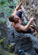 Rock Climbing Photo: The Drifter 12a at malibu