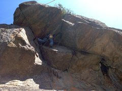 Rock Climbing Photo: Following p3
