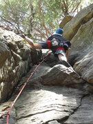 Rock Climbing Photo: 5.5