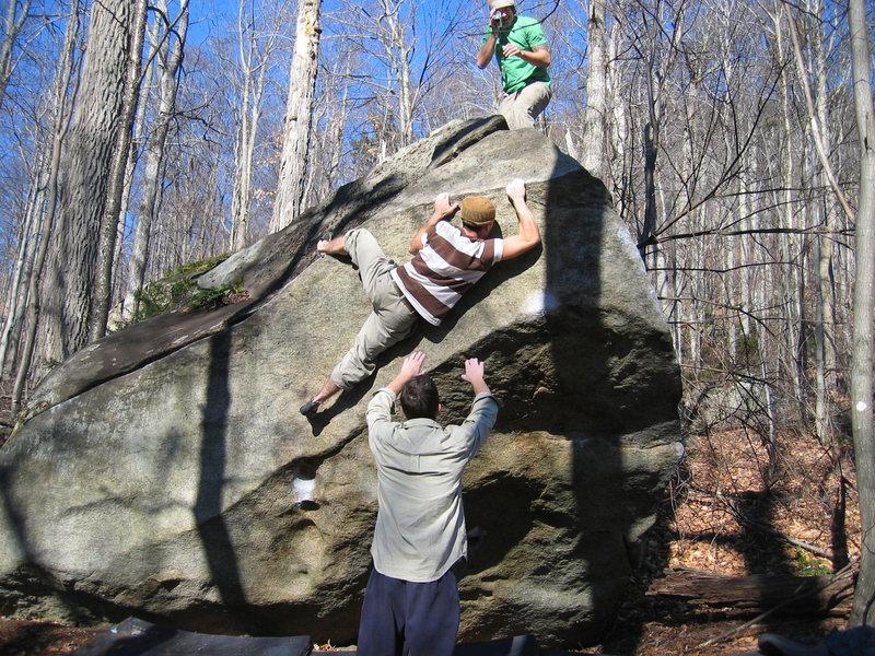 Rock Climbing Photo: Insomnia