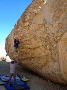 Rock Climbing Photo: High Plains Drifter