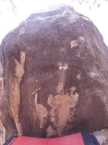 Footmare Boulder Photo