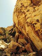 """Rock Climbing Photo: """"Super Hidden Character, Matt Schook"""""""