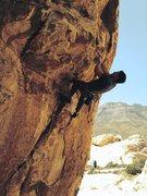 Rock Climbing Photo: Lukas Jordan