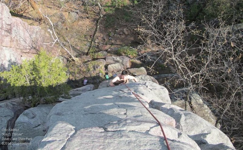 Rock Climbing Photo: Otto