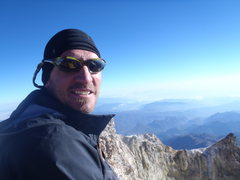 Rock Climbing Photo: Summit of Orizaba