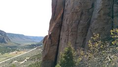 Rock Climbing Photo: Great day.