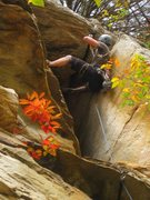 Rock Climbing Photo: T Wall
