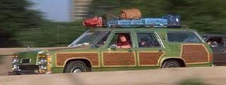 Rock Climbing Photo: Family truckster.