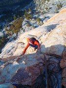 Rock Climbing Photo: Charlotte Dome