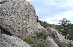 New stuff at Wilderness of Rocks.