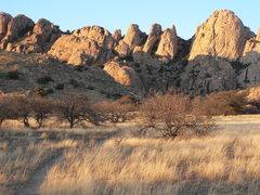 Rock Climbing Photo: My favorite place