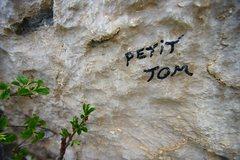 Rock Climbing Photo: A Ceuse classic.