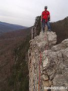 Rock Climbing Photo: More summit action