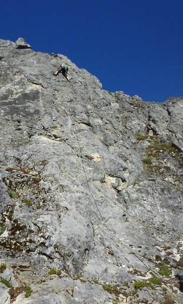 Rock Climbing Photo: Different angle