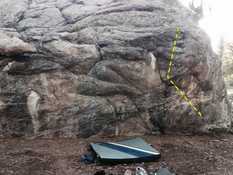 Rock Climbing Photo: High Metabolism.