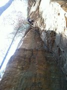Rock Climbing Photo: First Red River Gorge trip.. many more to come
