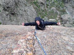 Rock Climbing Photo: May 2014 trip to the Black