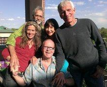 Rock Climbing Photo: Jeff, Lynn, Phil, Carol and Jim