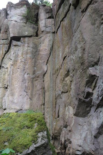 Rock Climbing Photo: Espresso