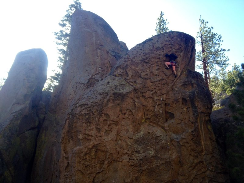Rock Climbing Photo: This Spuds For You. Super fun
