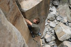 Rock Climbing Photo: bomber hands. photo by Ryan Zmierski