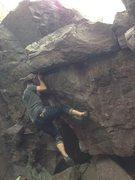 Rock Climbing Photo: Intercourse arête