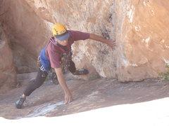 Rock Climbing Photo: more like 5.6