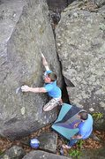 Rock Climbing Photo: Dobbe on PDS.
