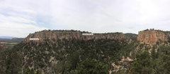 Rock Climbing Photo: Far Side overview.
