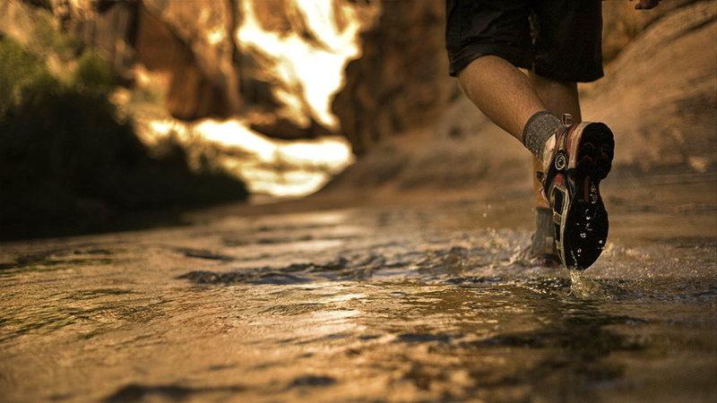 Rock Climbing Photo: La Sportiva Approach Shoes