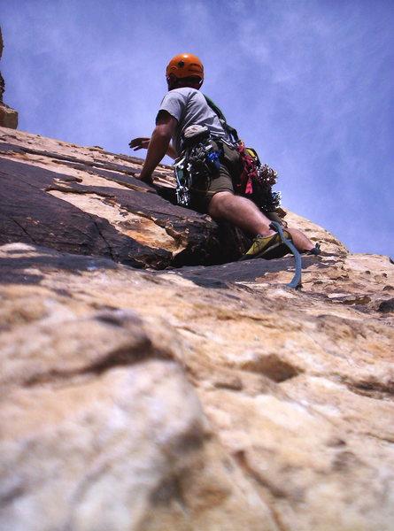 Rock Climbing Photo: RedRocks, NV