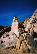 Rock Climbing Photo: Cabo San Lucas