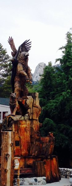 Rock Climbing Photo: Tahquitz!!!!