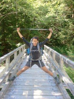 Rock Climbing Photo: Always an approach
