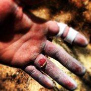 Rock Climbing Photo: Courtesy of Hobbit Hole
