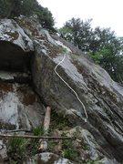 Rock Climbing Photo: 1. Derezzed
