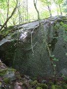 Rock Climbing Photo: 1. Quorra