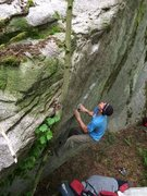Rock Climbing Photo: Quorra